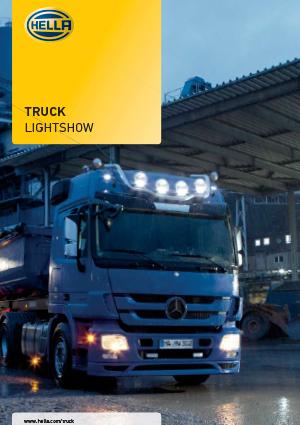 Hella Truck-Lightshow 2012 de