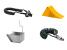 Priključni deli in oprema